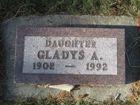 RANKIN, GLADYS A. - Franklin County, Iowa | GLADYS A. RANKIN