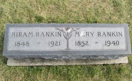 RANKIN, HIRAM - Franklin County, Iowa | HIRAM RANKIN