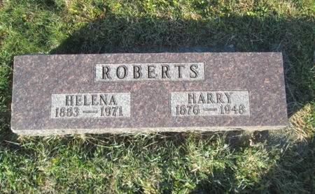ROBERTS, HELENA - Franklin County, Iowa   HELENA ROBERTS