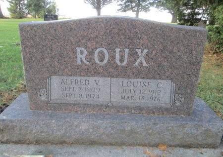 ROUX, LOUISE C. - Franklin County, Iowa | LOUISE C. ROUX