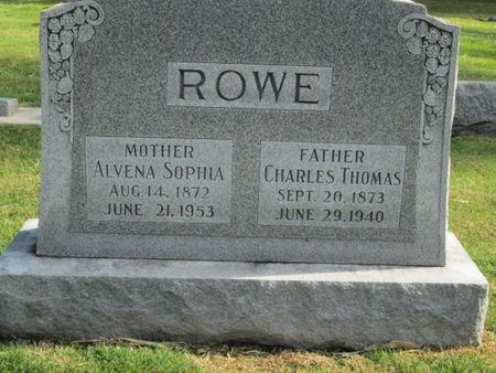 ROWE, CHARLES THOMAS - Franklin County, Iowa | CHARLES THOMAS ROWE