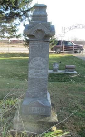 SAHR, WILHEMINA - Franklin County, Iowa | WILHEMINA SAHR