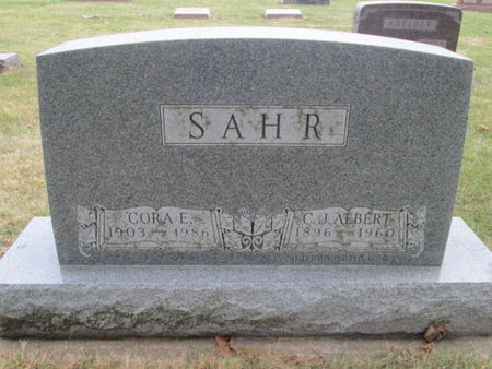 SAHR, C.J. ALBERT - Franklin County, Iowa | C.J. ALBERT SAHR