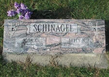 SCHINAGEL, BETTY N. - Franklin County, Iowa | BETTY N. SCHINAGEL