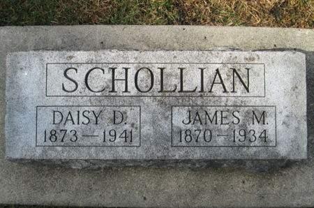 SCHOLLIAN, DAISY D. - Franklin County, Iowa | DAISY D. SCHOLLIAN