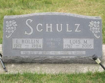SCHULZ, L. ROLLIN - Franklin County, Iowa   L. ROLLIN SCHULZ