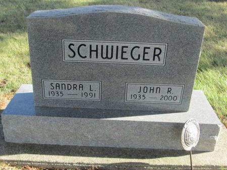 SCHWIEGER, JOHN R. - Franklin County, Iowa | JOHN R. SCHWIEGER