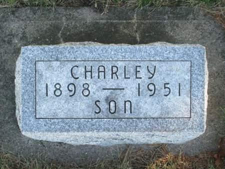 SIEBOLD, CHARLEY - Franklin County, Iowa | CHARLEY SIEBOLD