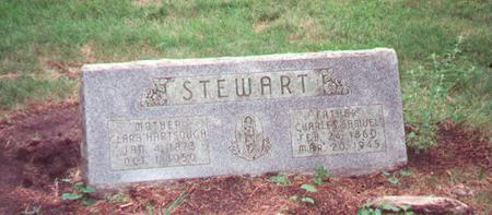 STEWART, CHARLES SAMUEL - Franklin County, Iowa | CHARLES SAMUEL STEWART