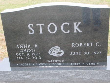 SMIDT STOCK, ANNA A. - Franklin County, Iowa | ANNA A. SMIDT STOCK