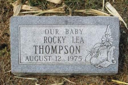 THOMPSON, ROCKY LEE - Franklin County, Iowa | ROCKY LEE THOMPSON