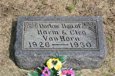 VAN HORN, DARLENE - Franklin County, Iowa | DARLENE VAN HORN