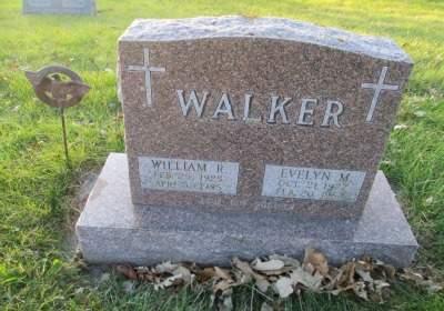 WALKER, EVELYN M. - Franklin County, Iowa | EVELYN M. WALKER