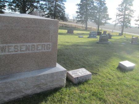 WESENBERG, AMELIA R. - Franklin County, Iowa | AMELIA R. WESENBERG