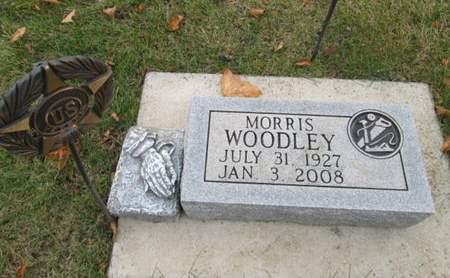 WOODLEY, MORRIS - Franklin County, Iowa | MORRIS WOODLEY