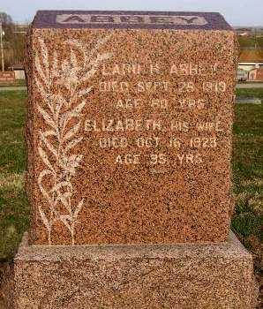 ABBEY, ELIZABETH A - Fremont County, Iowa | ELIZABETH A ABBEY