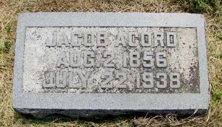 ACORD, JACOB - Fremont County, Iowa | JACOB ACORD