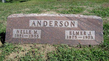 ANDERSON, NELLIE - Fremont County, Iowa | NELLIE ANDERSON