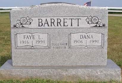 BARRETT, FAYE - Fremont County, Iowa | FAYE BARRETT