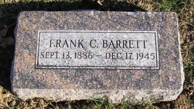 BARRETT, FRANK  C - Fremont County, Iowa | FRANK  C BARRETT