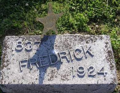 BARTHOLOME, FREDRICK - Fremont County, Iowa | FREDRICK BARTHOLOME