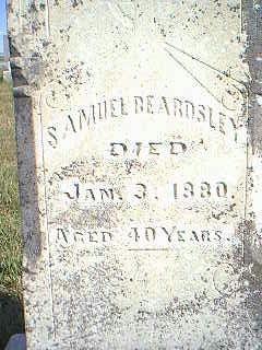 BEARDSLEY, SAMUEL - Fremont County, Iowa | SAMUEL BEARDSLEY