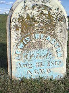 BEASTON, LEWIS - Fremont County, Iowa | LEWIS BEASTON