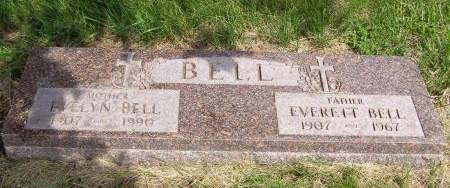 BELL, EVELYN - Fremont County, Iowa   EVELYN BELL