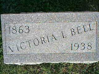 BELL, VICTORIA I. - Fremont County, Iowa | VICTORIA I. BELL