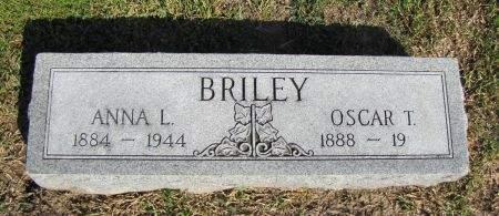 CURTIS BRILEY, ANNA L - Fremont County, Iowa | ANNA L CURTIS BRILEY