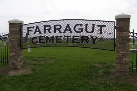 FARRAGUT, CEMETERY - Fremont County, Iowa | CEMETERY FARRAGUT