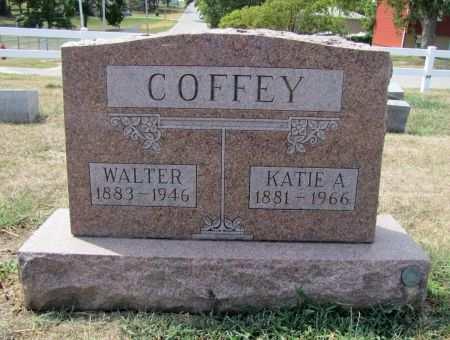COFFEY, WALTER - Fremont County, Iowa   WALTER COFFEY