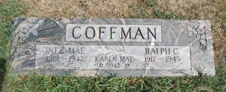 COFFMAN, KAREN MAE - Fremont County, Iowa | KAREN MAE COFFMAN