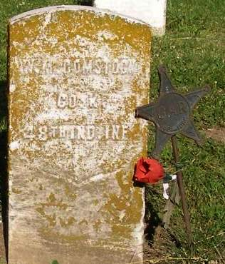 COMSTOCK, WILLIAM MARTIN - Fremont County, Iowa   WILLIAM MARTIN COMSTOCK