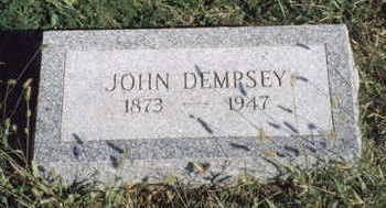DEMPSEY, JOHN - Fremont County, Iowa | JOHN DEMPSEY