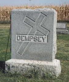 DEMPSEY, MEMORIAL - Fremont County, Iowa | MEMORIAL DEMPSEY