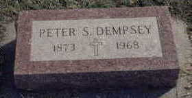 DEMPSEY, PETER - Fremont County, Iowa   PETER DEMPSEY