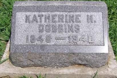 LINDSAY DOBBINS, KATHERINE - Fremont County, Iowa | KATHERINE LINDSAY DOBBINS