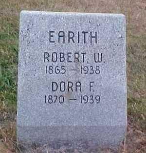 EARITH, ROBERT AND DORA - Fremont County, Iowa | ROBERT AND DORA EARITH