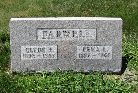 LIGGETT FARWELL, ERMA - Fremont County, Iowa | ERMA LIGGETT FARWELL