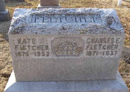 FLETCHER, KATE - Fremont County, Iowa | KATE FLETCHER