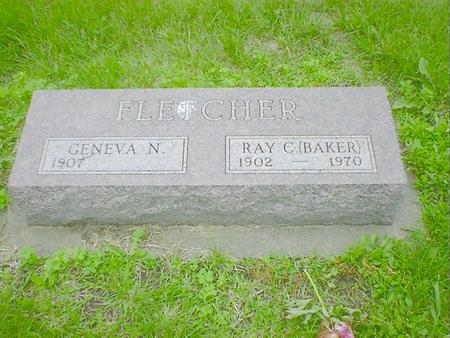 FLETCHER, RAY C. - Fremont County, Iowa | RAY C. FLETCHER
