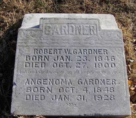 GARDNER, ANGENOMA - Fremont County, Iowa | ANGENOMA GARDNER