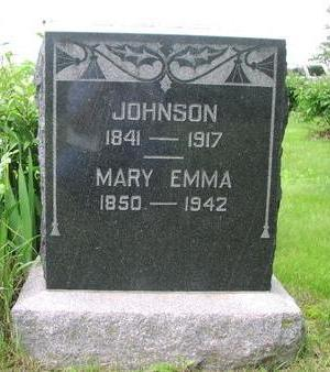 GIBSON, JOHNSON - Fremont County, Iowa | JOHNSON GIBSON
