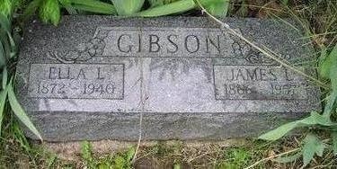 GIBSON, JAMES L. - Fremont County, Iowa | JAMES L. GIBSON