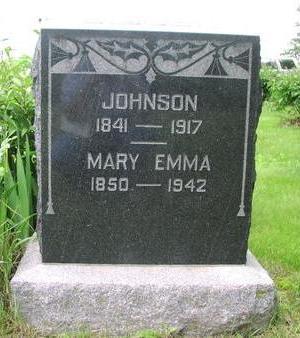 GIBSON, MARY EMMA - Fremont County, Iowa | MARY EMMA GIBSON