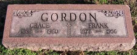 GORDON, GRACE - Fremont County, Iowa | GRACE GORDON