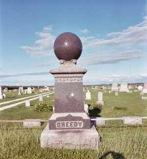 GREEDY, GEORGE - Fremont County, Iowa | GEORGE GREEDY