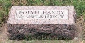 HANDY, EOLYN - Fremont County, Iowa | EOLYN HANDY