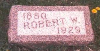 HANDY, ROBERT WALTER - Fremont County, Iowa | ROBERT WALTER HANDY